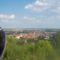 Kőszegi tájkép (Kilátás a Szulejmán dombról)