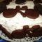 Oero kekszes kerékpáros torta