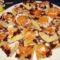 Sárgabarackos-meggy dzsemes süti