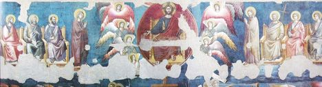 Szent Cecilia  templom Cavallieri