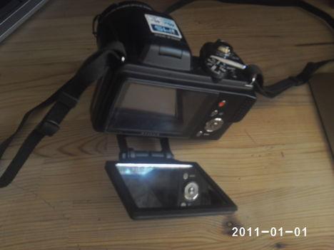 A fényképező gépemet kibővítettem a könnyebb fényképezés kedvéért.             3