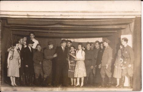 Színdarab, 1960.