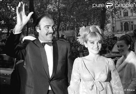 Sean Connery - Diane Cilento