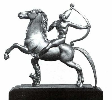 Szittya lovas