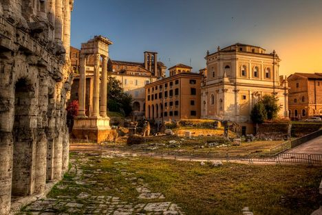 Teatro Marcello di Roma
