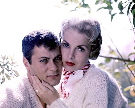 Tony Curtis - Janet Leigh