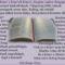 Írás  a  Bibliába