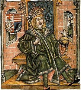 Mátyás királlyá választása