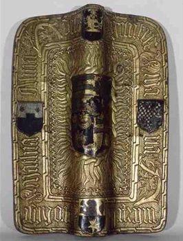 Mátyás király pajzsa
