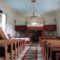 Pusztafalu  Református templom belső