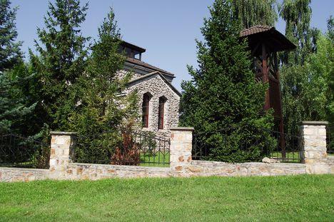 HOLLÓHÁZA Református templom