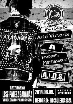 Punk & Rock aljasodás