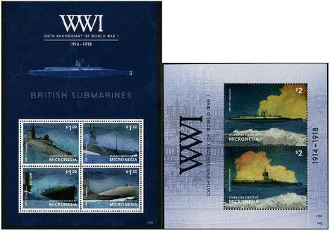 Brit tengeralattjárók