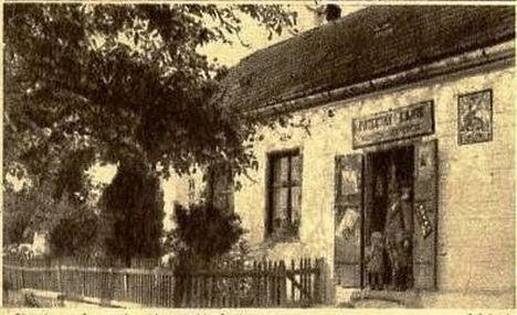 1938 év Kisbodak Bertalan Lajos családi háza