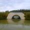 A Feketerdei holtág vízpótlását új csatornája biztosítja, 2014. augusztus 12.-én