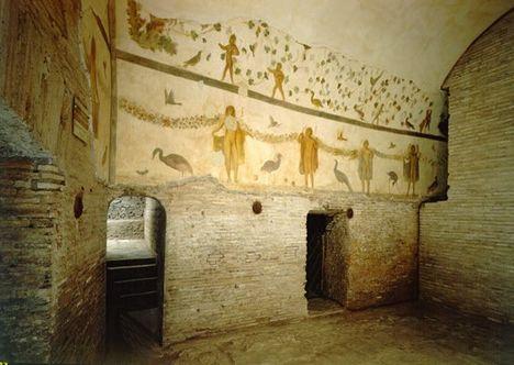 Case Romane del Celio4