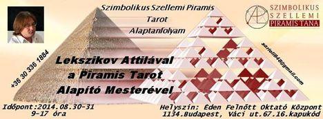 Tarot tanfolyam meghívó