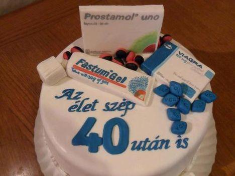 40-es torta