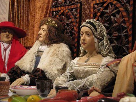 Mátyás király és Beatrix királyné