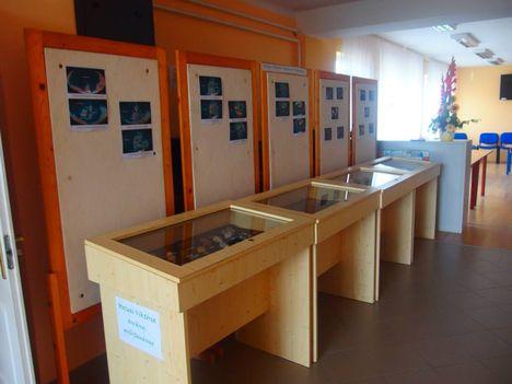 Mozgai Viktória ásványgyűjteménye