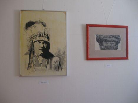 Szédelyi-Szabó Fruzsina portréi