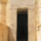 A templom kápolnájának bejárata