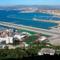 Gibraltár reptér, Gibraltár