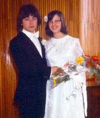 Robi és Zsuzsa esküvője