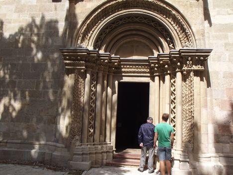 A felújított templom Lébényben3