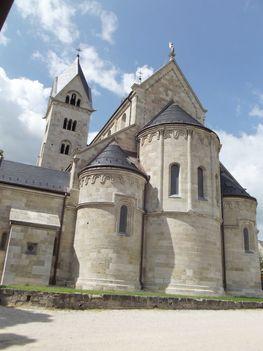 A felújított templom Lébényben-99
