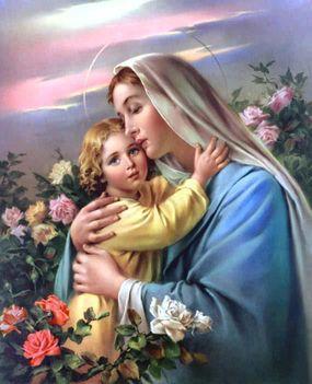 Augusztus 30:Szűz Mária szombati emléknapja