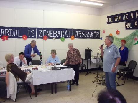 Életképek a Zenebarátkörből. 2014.tavasza. Újpest.
