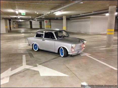 Körby Trabant 1