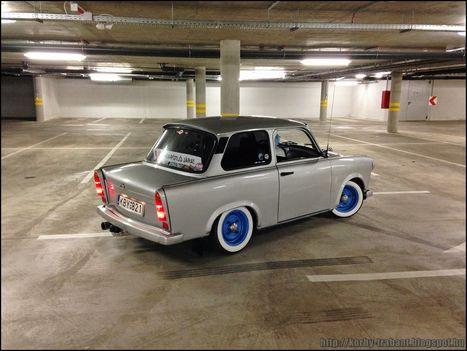 Körby Trabant 2