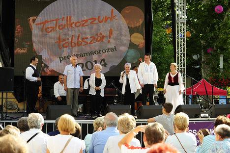 2014.Aug.-i hétvége . Újpesti Városnapok (aug 28-31-ig ) ! Nagyszínpad