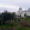 Ortodox templom a sportcsarnok szomszédságában