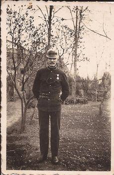 Szári Mihály kovácsmester 1933.