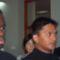 A fogadalom tételt tevő fiatal misszionárius (indonéz)