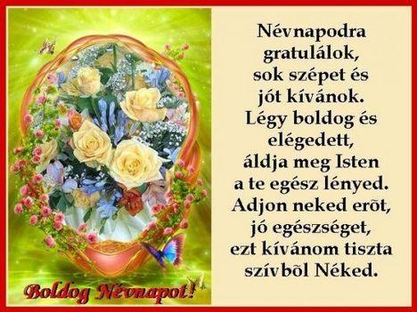 Névnapi köszöntő 91354997_14689863_4667466