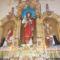 a Vasvári Szent Kereszt templom mellékoltára