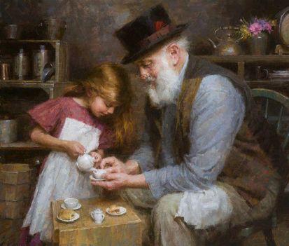 Lev Tolsztoj: Az öreg nagyapó meg az unokája