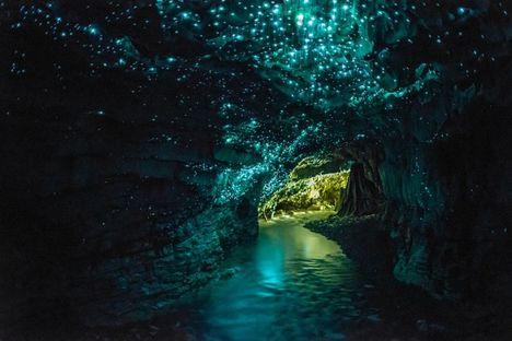 A szentjánosbogarak barlangja