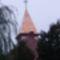 Evangélikus templom tornya