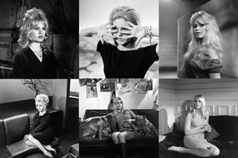 Brigitte Bardot 80 éves