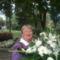 Virágcsokor a Rákospalotai Szűzanya szoborhoz