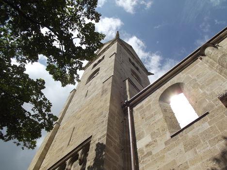 A felújított templom Lébényben-05