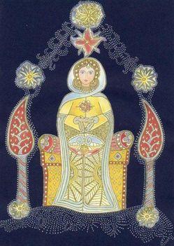 Babba Mária- Nagyboldogasszony - Szűz Mária 10