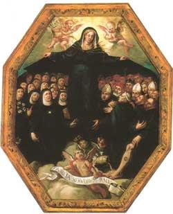 Február 17:A Szervita rend hét szent alapítója-Emléknap