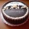 Kinder csokis torta
