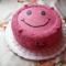 Szmájli torta